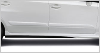 Alza Sporty Side Skirting