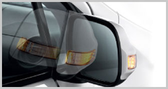 Alza Rectangle Side Mirror