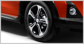 Axia Style 15 Inch Alloy Rims