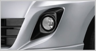 Alza Front Fog Lamps