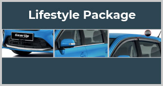 GearUp Lifestyle Package