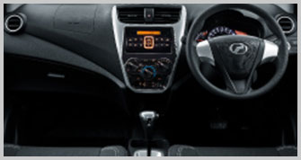 Axia Style Instrument Panel