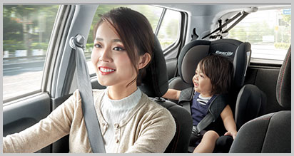 Axia ISOFIX System