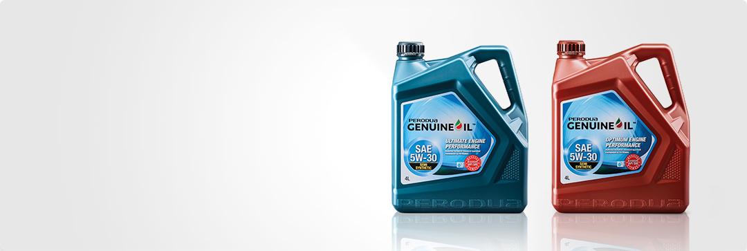 Perodua Semi Synthetic Engine Oil