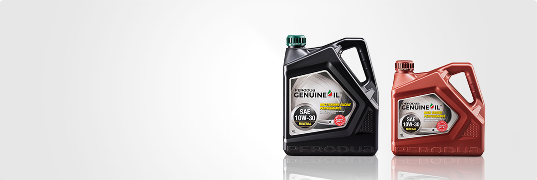 Perodua Mineral Engine Oil