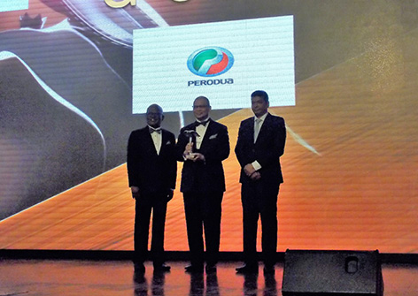 Perodua Milestone and Award Winning