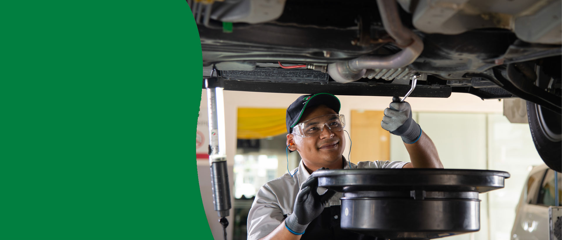 Value Added Service for Perodua Customer