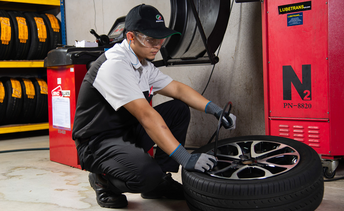Value Added Service - Car Maintenance Service